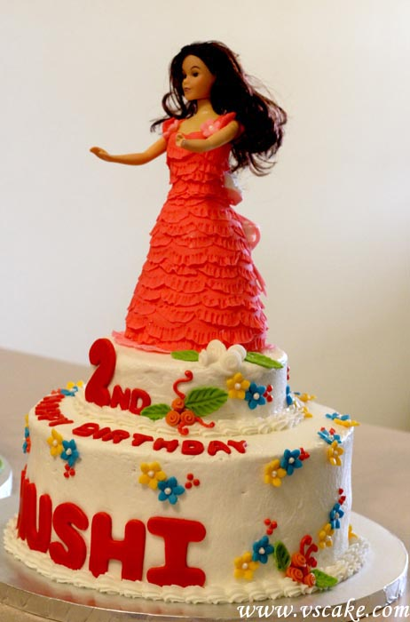 Birthday Cake Online Cake Classes