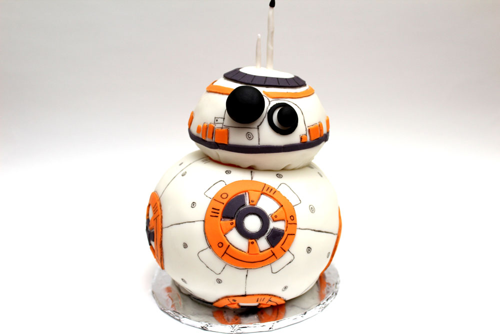 Star Wars Cakes To Make