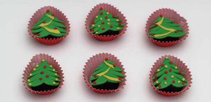 Christmas Cake Bites