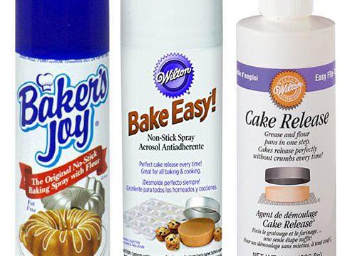 Baker's Joy- Bake Easy- Cake Release Review